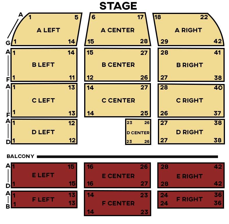 Venue Info Royal Oak Music Theatre